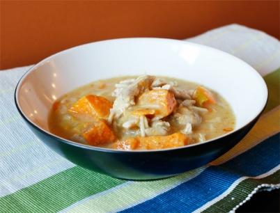90. Caribbean Chicken Stew